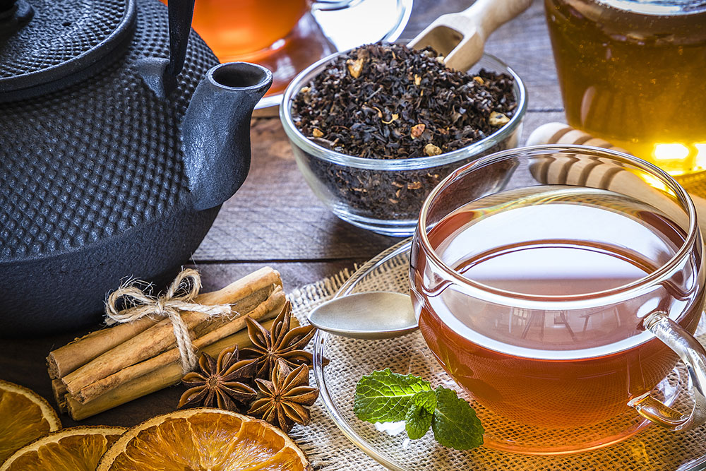 Why it's cool to drink herbal tea!